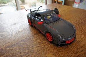 Raspberry PI Porsche Case