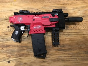 Nerf Stryfe Tacticool No Stock