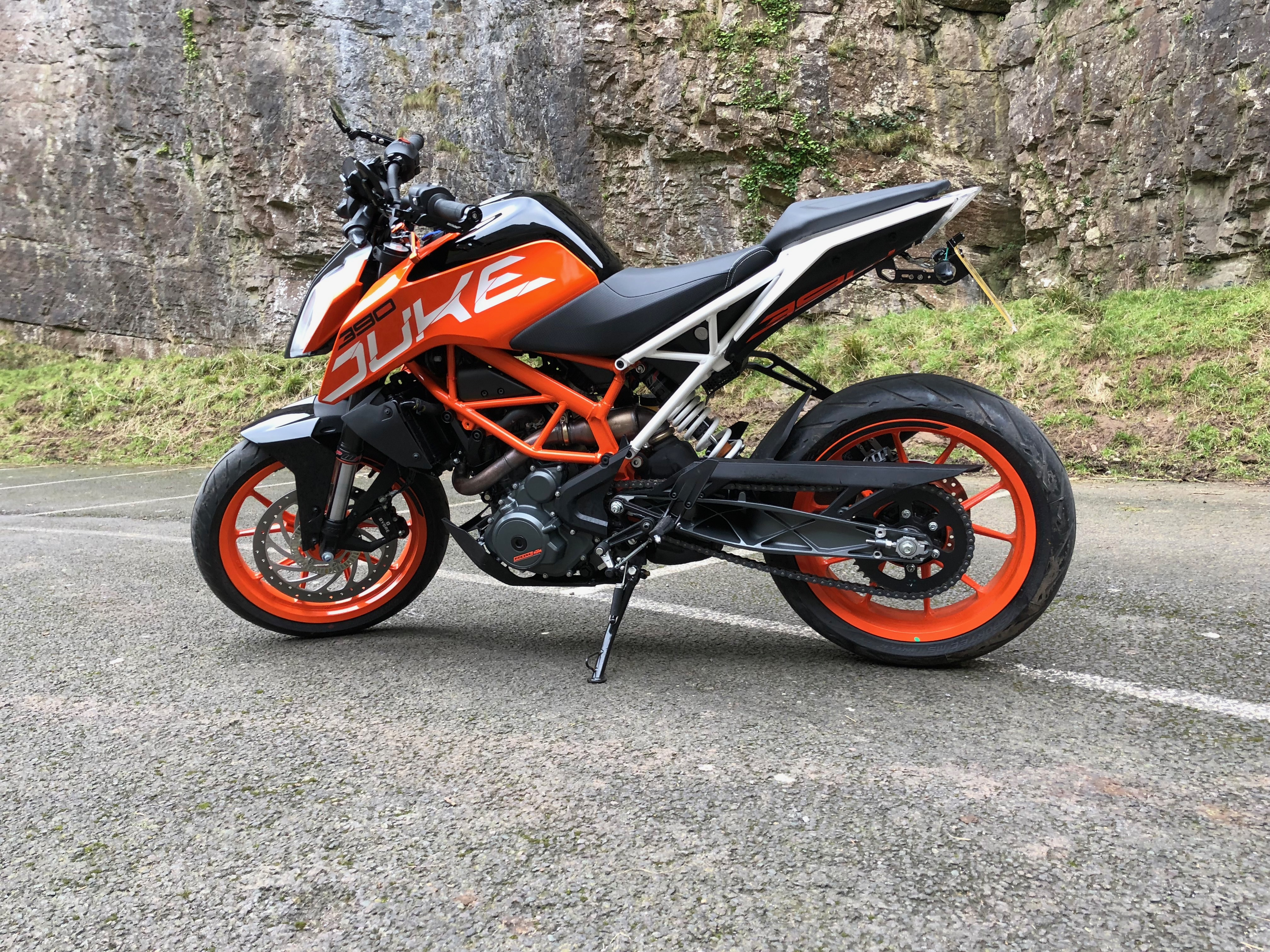 New Motorbike Ktm Duke 390 2017 Gordyhand Co Uk