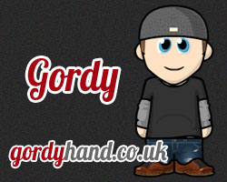Gordy Cartoon
